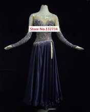 NEW!!! High Quality.Ballroom dress, tango salsa dance wear, Tango Rumba Cha Cha dance dress
