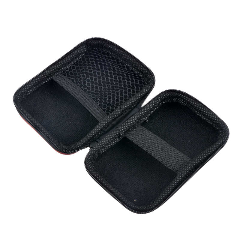 WENYUJH 휴대용 미니 지갑 동전 지갑 여행 전자 SD 카드 USB 케이블 이어폰 전화 충전기 보관 케이스 선물 주머니