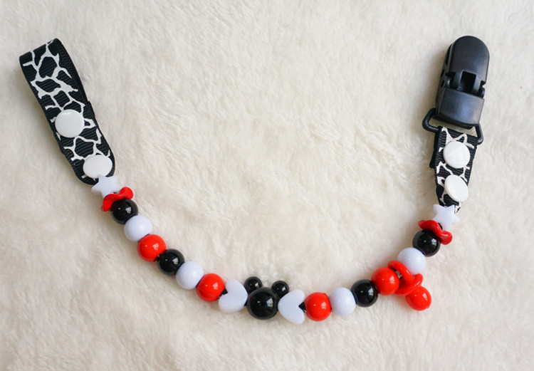 Muchos colores divertidos eligen perlas hermosas hechas a mano clips - Alimentación - foto 2