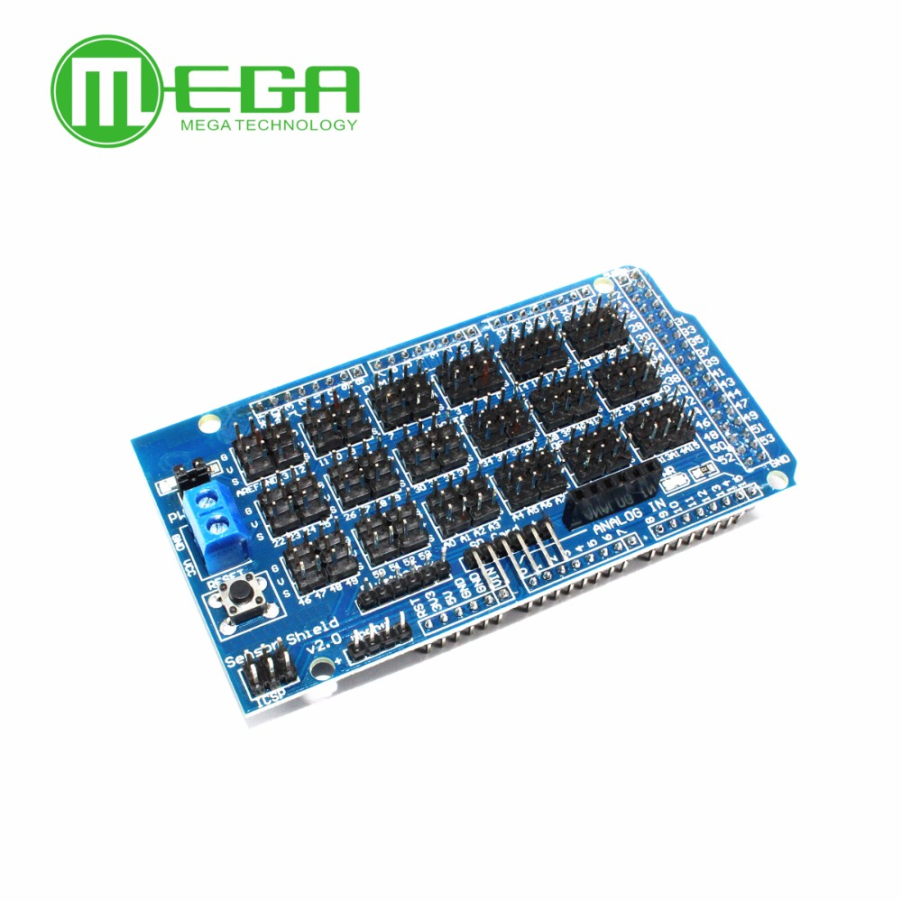 10PCS V1 Sensor Shield V1.0 V2.0 Dedicated Sensor Expansion Board Electronic Building Blocks