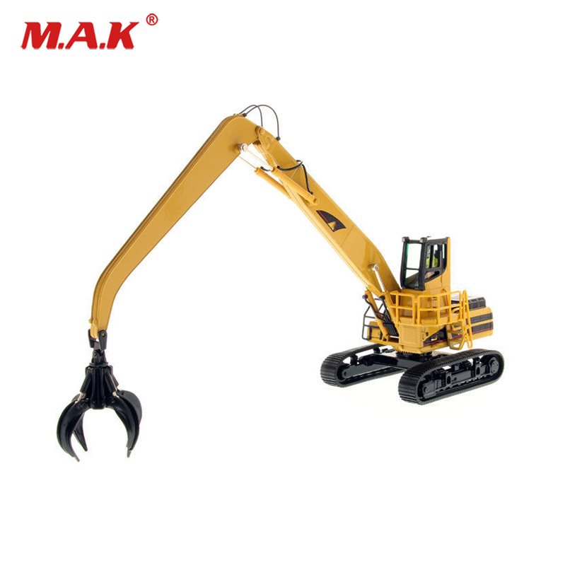 Collection Diecast 1/50 Scale 345B Series II Material Handler with Work Tools-Core Diecast Truck Car Vehicles Diecast Model collection diecast 1 50 scale m318f wheeled diecast excavator truck car vehicles diecast model