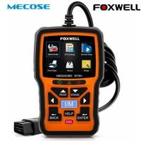 Foxwell NT301 OBD OBD2 Scanner Car Engine Code Reader Diagnostic Tool Multi languages Universal odb 2 odb2 Automotive Scanner