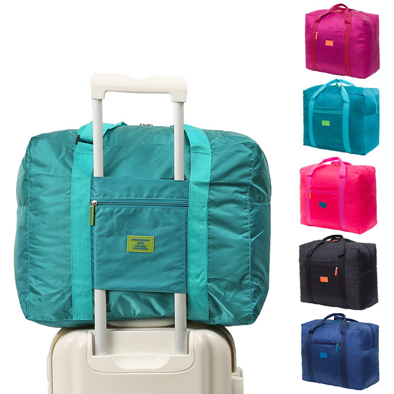 MOSEKO Casual Travel Bags Clothes Luggage Storage