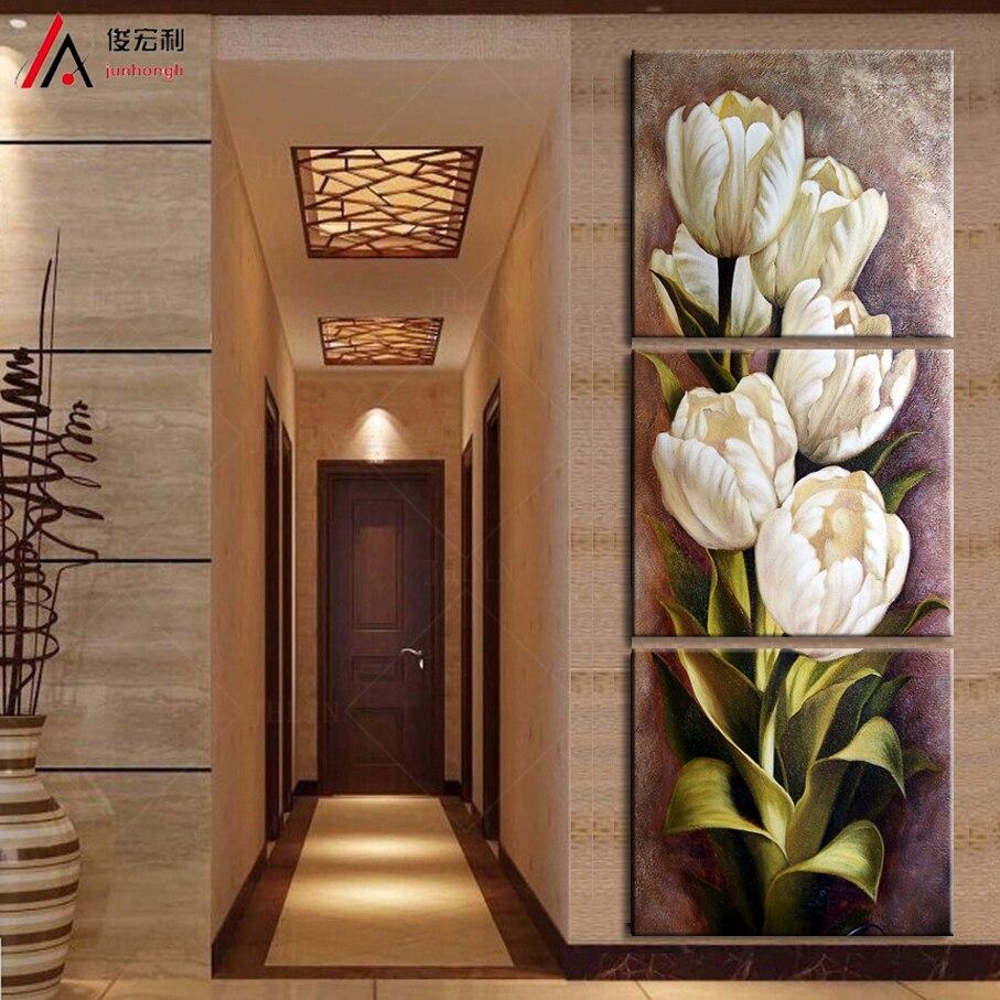 tulipes peinture l 39 huile achetez des lots petit prix tulipes peinture l 39 huile en. Black Bedroom Furniture Sets. Home Design Ideas