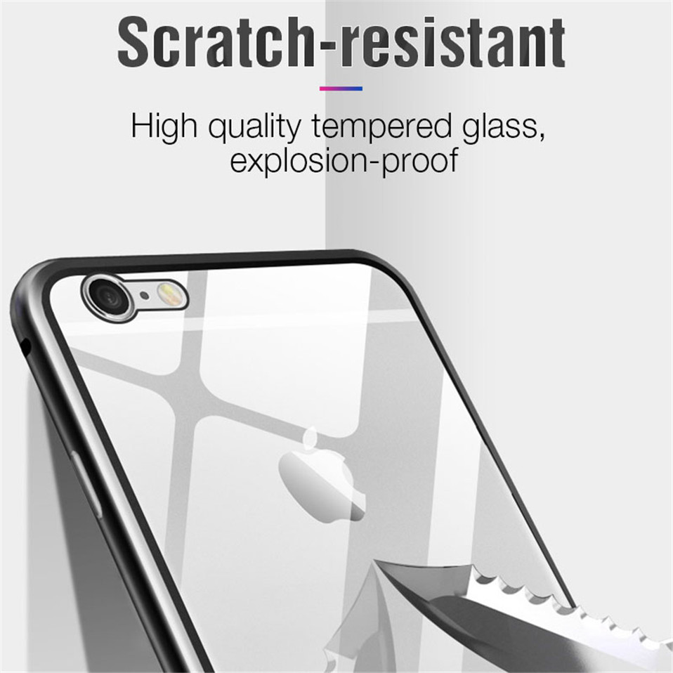 Case for iPhone X 8 7 6 6s Plus 08
