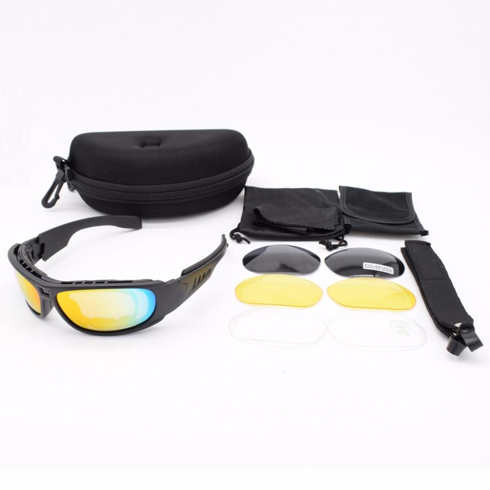 Poliarizuoti akiniai nuo saulės Kamufliažas rėmas Sportas saulės - Žvejyba - Nuotrauka 5