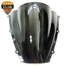Мотоцикл Winshield ветрового стекла для HONDA CBR600RR F5 CBR 600 CBR600 RR 2003 2004 03 04
