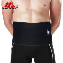 breathable Protect the waist basketball running protector belt lumbar disc fixation Lumbar support