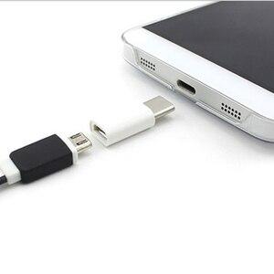 Image 2 - Mini Micro USB 3.1 หญิงประเภท C ชายหรือ 8pin Connector ข้อมูล Converter อะแดปเตอร์ชาร์จ