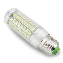Interior light LED Lamp Corn Bulb Candle Light Energy saving E27 5730SMD led E14 24 36 48 56 69 72leds lampada 220V White/Warm