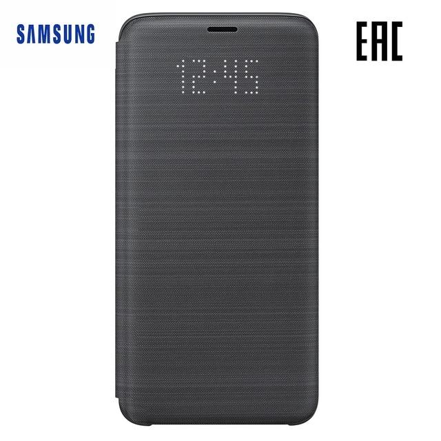 Чехол-книжка Samsung LED View Cover для Galaxy S9