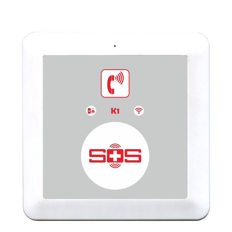 Home Alarm System GSM Dialer Home Security SOS Call SMS commands APP Setting for Senior Elderly Community