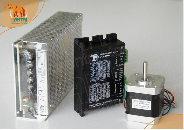 ce iso cerified cnc router kits nema 17 stepper motor. Black Bedroom Furniture Sets. Home Design Ideas