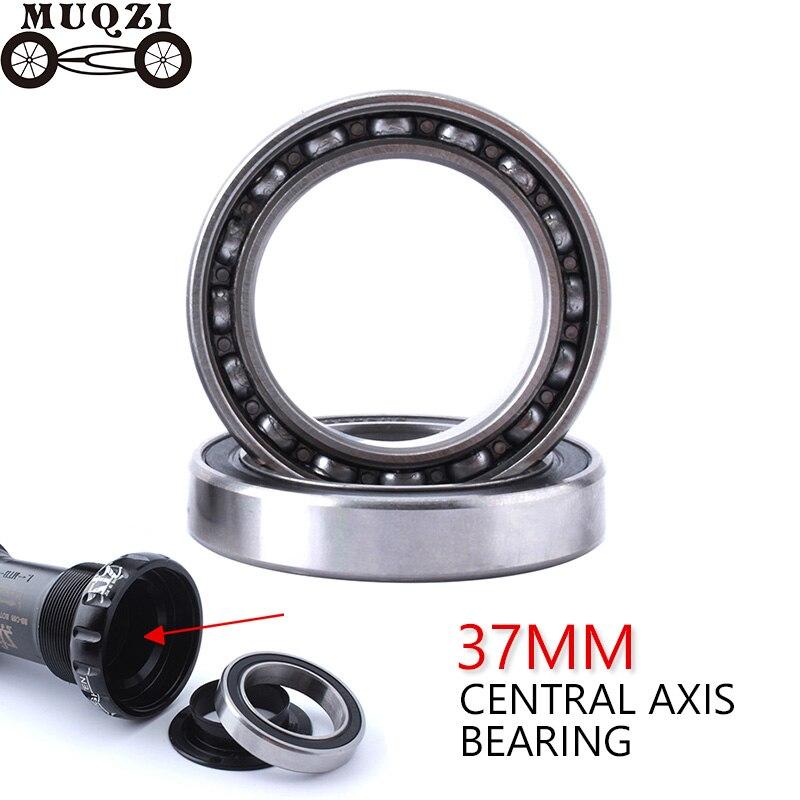 MUQZI 37*25*7mm  Repair Headset Bearings Central Axis Bearing Fixed Gear Mountain Road  Bike Part Replace Repair Accessories