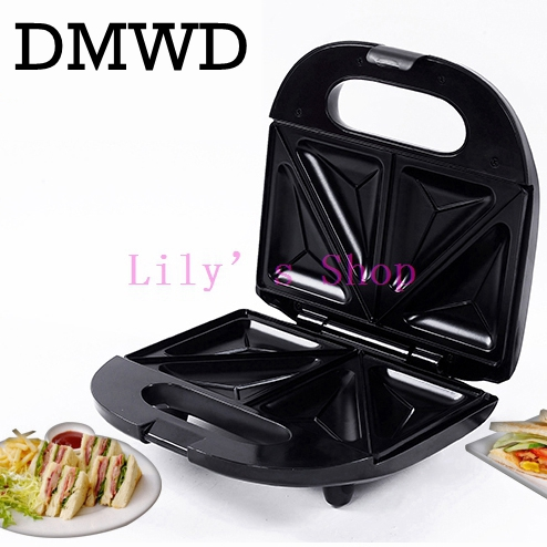 Multifunction household Electric Mini Grill Griddle waffle crepe maker Pancakes Maker baking Machine 750w 220-240v EU US plug dmwd electric waffle maker muffin cake dorayaki breakfast baking machine household fried eggs sandwich toaster crepe grill eu us