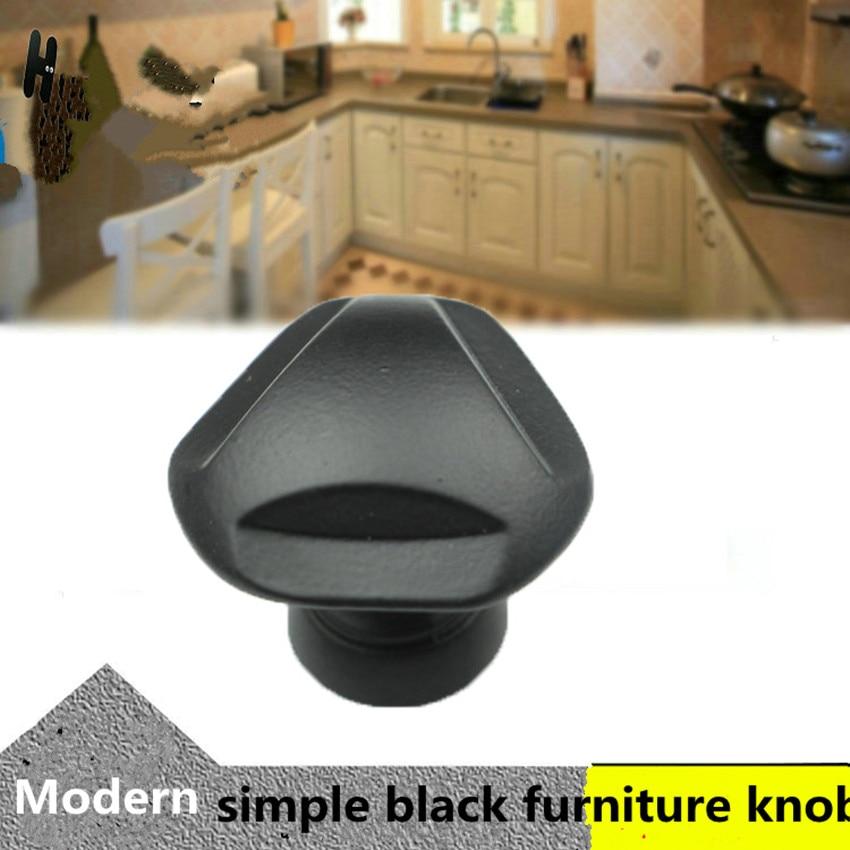 modern simple black drawer shoe cabinet knobs pulls vintage black dresser kitchen cabinet door handles triangle knobs css clear crystal glass cabinet drawer door knobs handles 30mm