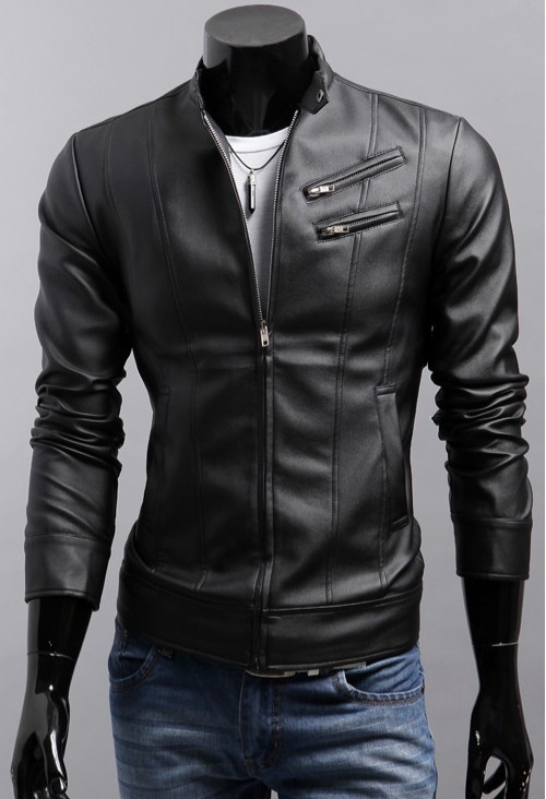 Popular Italian Brand Leather Jacket Men-Buy Cheap Italian Brand ...
