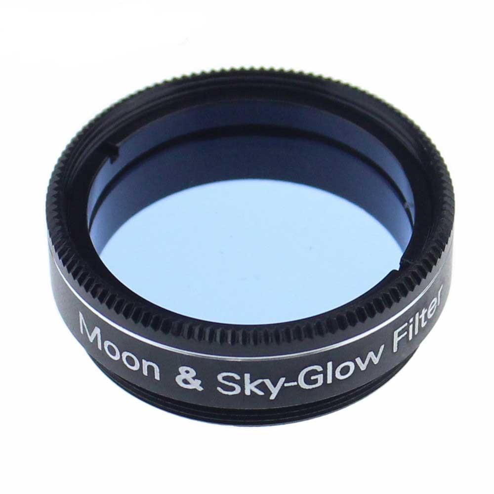 Filtro para Astronômico Lua e Skyglow 1.25 Polegada Filternebula Telescópio Oculares