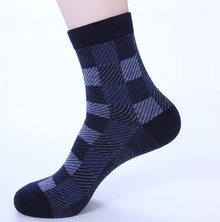 free shipping 5 pairs/lot Mans pure Cotton Socks men tube sox casual soks high quality gentleman business sock