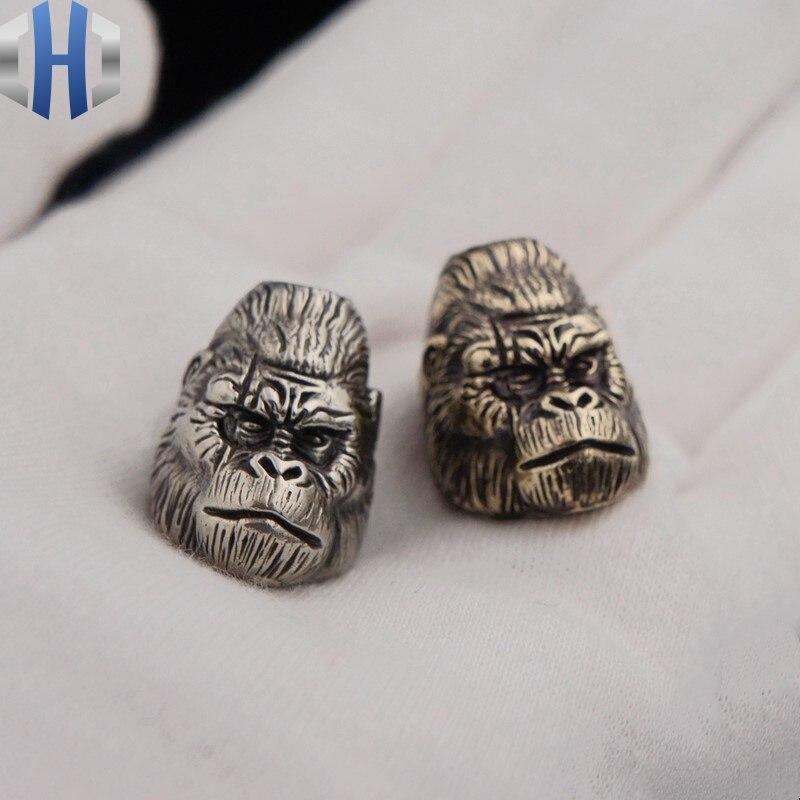 Оригинальный Зонт King Kong Movie Periphery Gorilla EDC  ручная подвеска DIY  украшение  Паракорд  нож  бусы