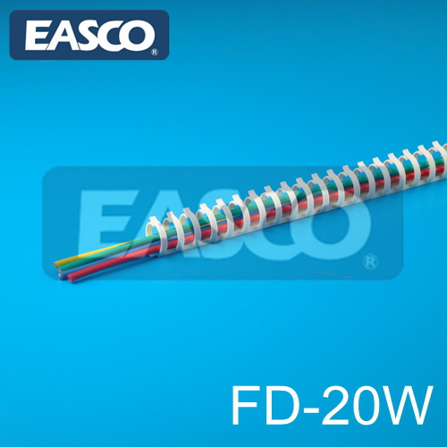 US $142.0  Flexible Wiring Duct FD 20W by EASCO Cabling Accessories-in on cable marker, cooling duct, heat shrinkable tubing, ceiling duct, lighting duct, kitchen duct, furnace duct, wire duct, hvac duct, wire joints, construction duct, installing duct, intake duct, heating duct, cable duct, ventilation duct, metal cable gland, roof duct, exhaust duct, wire connector, wirsung duct, electrical duct, service duct, brake duct, sheet metal duct,