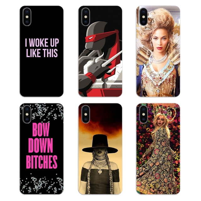For Huawei G7 G8 P7 P8 P9 Lite Honor 4C 5X 5C 6X Mate 7 8 9 Y3 Y5 Y6 II 2 Pro 2017 Beyonce Signed Silicone Phone Shell Cover