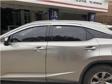 Козырёк для окна из АБС хром Солнцезащитный козырёк lexus rx300