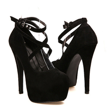 High heeled font b Shoes b font Woman Pumps Wedding font b Shoes b font Platform