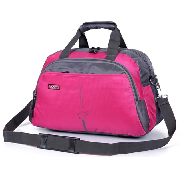 783512000e25 Waterproof Sport Bag Gym Bag Pink Outdoor Bags Hot Selling Sports Duffles  Large Capacity Travel Bag Bolsa Gimnasio