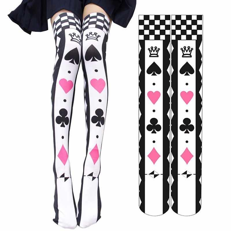 Japanese Anime Domo Tights Stockings Costume Accessory