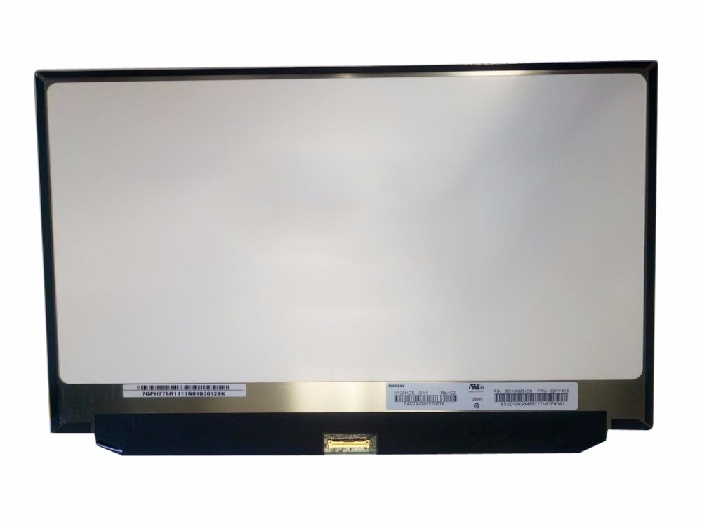 IPS Display for Lenovo FRU 00NY418 PN SD10K93456 LCD Screen LED  12.5 Matrix for laptop Panel Replacement ips display for lenovo fru 00ny418 pn sd10k93456 lcd screen led 12 5 matrix for laptop panel replacement