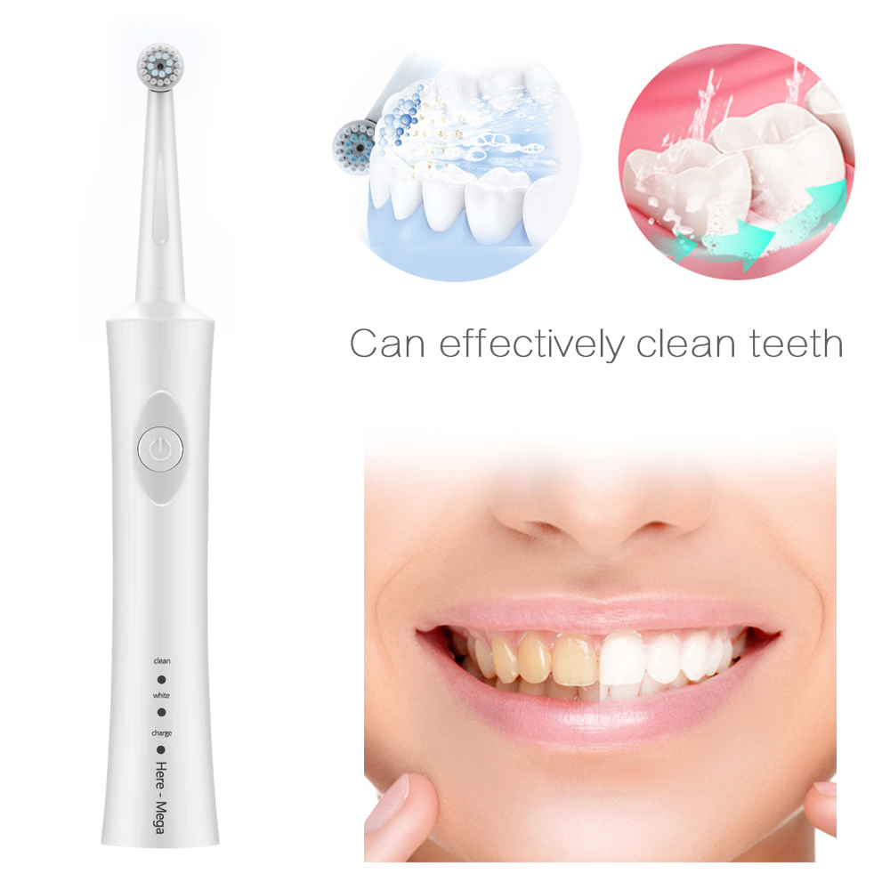 Image 3 - Electronic toothbrush electric toothbrushes vibrating Rechargeable tooth brush dental care USB charge teeth cleaning for adult 4-in Electric Toothbrushes from Home Appliances