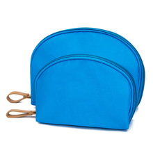 Mini Waterproof Makeup Bags Women Cosmetic Data Cable Small Pieces Organizer High Quality Zipper Handbag Beautician