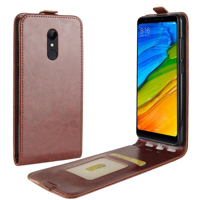 online store c543f f7bfc US $4.23 15% OFF|Vertical Flip Cover for Xiaomi Redmi 5 plus Case Photo  Frame Wallet Leather Case for Redmi 5 / 5plus Phone Bag Card Slot Cover-in  ...