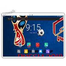"2018 Global ROM Original Lonwalk 10"" Android 7.0 WIFI 4G LTE Tablet PC 4GB RAM 64GB ROM Dual SIM Dual Camera 10 cores IPS screen(China)"