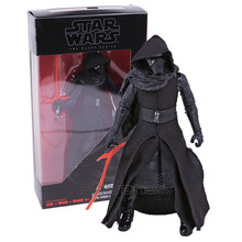 Star Wars The Black Series Kylo Ren Stormtrooper Phasma Darth Maul Darth Vader Hab Solo PVC Action Figure Toy 14 Types