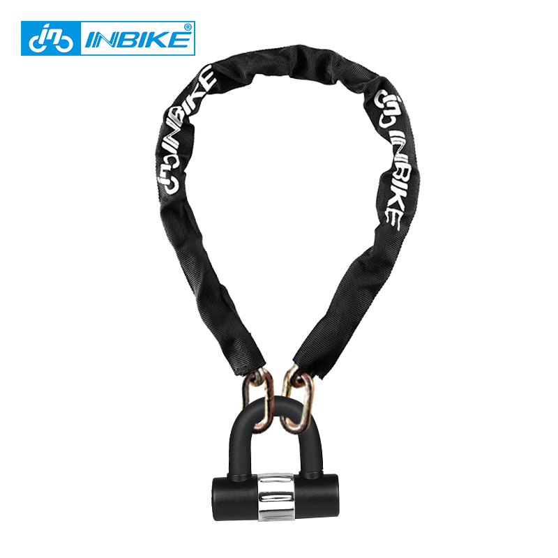 "NEW HEAVY DUTY CHAIN LOCK 48/"" X 8MM  2-KEYS BICYCLE MOTORCYCLE GATE"