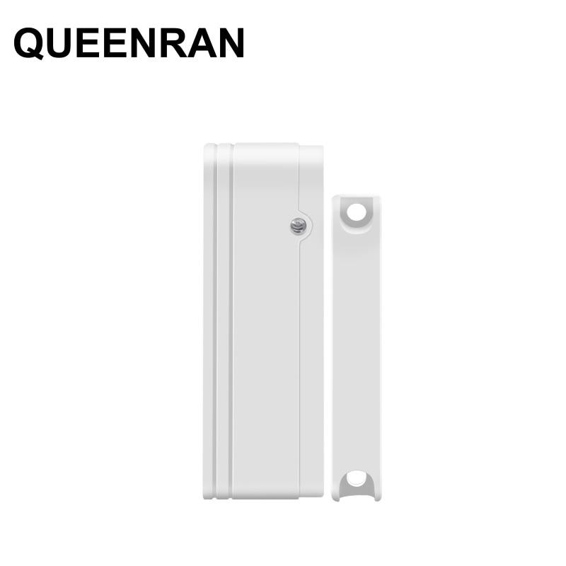 5pcs/lot Door Sensor MD-215R Mini Door Switch Door Window Detector for Meian Home Alarm System FC-300,ST-IIIB,ST-V,ST-IV,ST-VGT free shipping 433mhz 868mhz wireless vibration sensor shock detector works with st iiib and st vgt alarm system