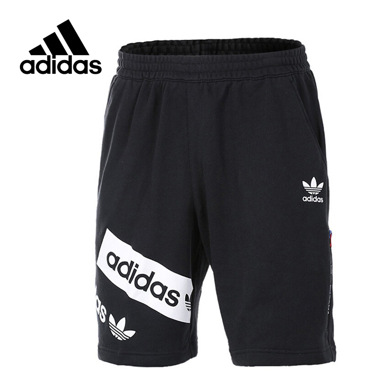 Original New Arrival Official Adidas Originals Men's Print Shorts Sportswear BQ0917 original new arrival 2018 adidas originals 3 4 pt ac men s shorts sportswear