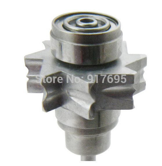 Completed Rotor Universal For KaVo Super Torque 650 B / 650 C Push Button Turbine Cartridge completed rotor universal for sirona t2 racer sirona t3 racer push button turbine cartridge