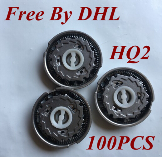 100 шт. HQ2 сменные лезвия для бритвы Philips HQ20 HQ22 HQ220 HQ26 HQ262 HQ282 HQ283 HQ284 HQ200 HQ202 HQ201 HQ203