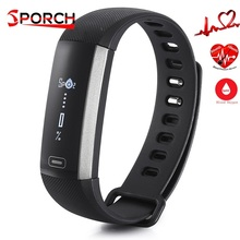 M2 de Sangre Betreasure Bluetooth Pulsera Inteligente Inteligente fitness Pulsera Heart Rate Monitor de Oxígeno Arterial Smartband Banda A Prueba De Agua