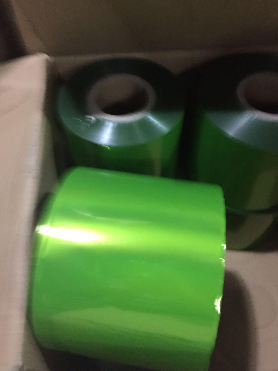 Poly Sac Bopp Film Pour Thé Machine D'emballage, 10 Rouleaux (3 kg/Rouleau) coloré En Plastique Sac D'emballage (Soutien Personnaliser)