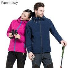 Facecozy Women&Men Spring Autumn Outdoor Hooded Camping&