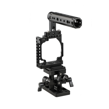 CAMVATE Cage With QR Baseplate Pack for A6500 A6400 A6300 A6000  C1796
