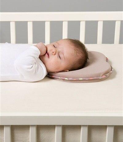 Baby Pillow Infant Heart Shape Toddler Sleep Positioner