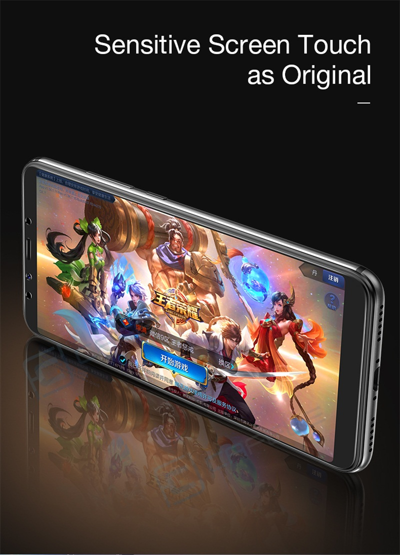 7. Glass Screen protector For Xiaomi Mi 6X