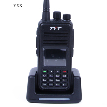 TYT Tytera MD-380 UHF 400-480MHz DMR Digital Radio 1000 Channels Walkie Talkie+ USB Programming Cable&CD md380 cb radio yaesu