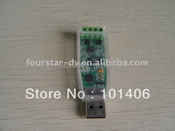 2-Year Warranty ! RS-422 Signal Converter U-485G USB to RS-485 New