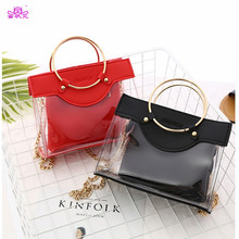 0b35590cd6391 Buy metallic tote and get free shipping on AliExpress.com